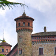 Castle of Rezzanello. Emilia-Romagna. Italy. - Stock Photo