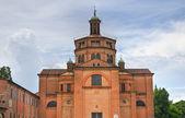 St. Maria di Campagna Church. Piacenza. Emilia-Romagna. Italy. — Stock Photo