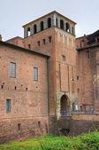Farnese palace. piacenza. emilia-romagna. italien. — Stockfoto