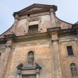 Stock Photo: Church of Carmine. Piacenza. Emilia-Romagna. Italy.