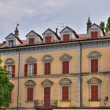 Historical palace. Bettola. Emilia-Romagna. Italy. — Stock Photo
