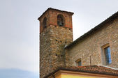 Church of St. Rocco. Ponte dell'Olio. Emilia-Romagna. Italy. — Stock Photo