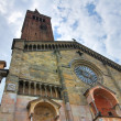 Stock Photo: Cathedral of Piacenza. Emilia-Romagna. Italy.