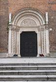 Church of St. Francesco. Piacenza. Emilia-Romagna. Italy. — Stock Photo