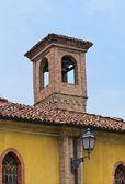Church of St. Maria in Cortina. Piacenza. Emilia-Romagna. Italy. — Stock Photo
