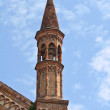 Church of St. Francesco. Piacenza. Emilia-Romagna. Italy. — Stock Photo