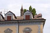 Historical palace. Bettola. Emilia-Romagna. Italy. — Stock Photo