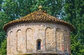 Church of St. Giovanni. Vigolo Marchese. Emilia-Romagna. Italy. — Stock Photo