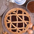 Linzer torte. — Stock Photo #19900097