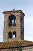 Abbey of St. Colombano. Bobbio. Emilia-Romagna. Italy. — Stock Photo