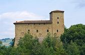 Castle of Pellegrino Parmense. Emilia-Romagna. Italy. — Stock Photo