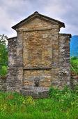 Golaso の城。varsi。エミリア = ロマーニャ州。イタリア. — ストック写真