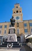 Governor Palace. Parma. Emilia-Romagna. Italy. — Stock Photo