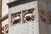 Baptisterium von parma. emilia-romagna. italien. — Stockfoto