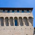 La Rocchetta. Parma. Emilia-Romagna. Italy. — Stock Photo #21019603
