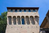 La Rocchetta. Parma. Emilia-Romagna. Italy. — Stock Photo