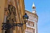 View of Parma. Emilia-Romagna. Italy. — Stock Photo