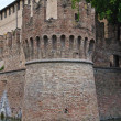 Stock Photo: Castle of Fontanellato. Emilia-Romagna. Italy.
