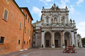 Sanctuary Basilica of Fontanellato. Emilia-Romagna. Italy. — Stock Photo