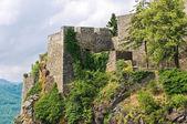Castello di bardi. emilia-romagna. italia. — Foto Stock