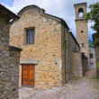 Постер, плакат: Church of St Francesco Bardi Emilia Romagna Italy