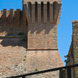 Stock Photo: VenetiFortress. Brisighella. Emilia-Romagna. Italy.