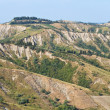Stock Photo: Badlands. Emilia-Romagna. Italy.