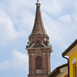 Church of St. Biagio. Cento. Emilia-Romagna. Italy. — Stock Photo