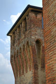 Castello di cento. emilia-romagna. italia. — Foto Stock