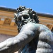 Fountain of Neptune. Bologna. Emilia Romagna. Italy. — Stock Photo