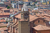 Panoramic view of Bologna. Emilia-Romagna. Italy. — Stock Photo