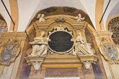 Archiginnasio of Bologna. Emilia-Romagna. Italy. — Stock Photo