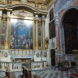 Basilica Cathedral of St. Agata. Gallipoli. Puglia. Italy. — Stock Photo