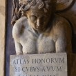 Archiginnasio of Bologna. Emilia-Romagna. Italy. — Stock Photo #21916657