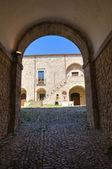 Castillo de sant'agata di puglia. puglia. italia. — Foto de Stock