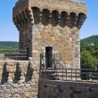 Forte Sangallo. Civita Castellana. Lazio. Italy. — Stock Photo