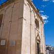 Stock Photo: Mother Church of Massafra. Puglia. Italy.