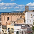 Panoramic view of Massafra. Puglia. Italy. - Foto de Stock