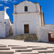 Church of SS. Medici. Massafra. Puglia. Italy. — Stock Photo