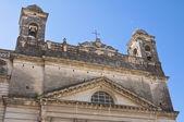 Sanctuary of Gesù Bambino. Massafra. Puglia. Italy. — Stock Photo