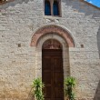Church of St. Martino. Spello. Umbria. Italy. — Stock Photo