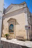 Church of Carmine. Mottola. Puglia. Italy. — Stockfoto