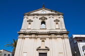 Church of St. Michele Arcangelo. Castellaneta. Puglia. Italy. — Stock Photo