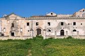 Casino del Duca. Mottola. Puglia. Italy. — Stock Photo