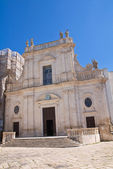 Cathedral of St. Nicola. Castellaneta. Puglia. Italy. — Stock Photo