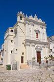 圣卡塔林纳大教堂。内塔。普利亚大区。意大利. — 图库照片