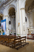 Church of Jesus. Lecce. Puglia. Italy. — Stock Photo