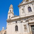 Duomo Church. Lecce. Puglia. Italy. — Stock Photo