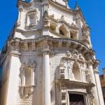 Church of St. Matteo. Lecce. Puglia. Italy. — Stock Photo #24459687