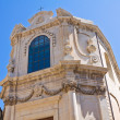 Stock Photo: Church of Nova. Lecce. Puglia. Italy.